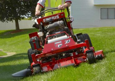 Ferris-Soft-Ride-Stand-On-SRS-Z2-Mowers