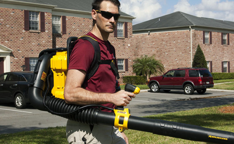 DeWalt 40V Max Backpack Blower