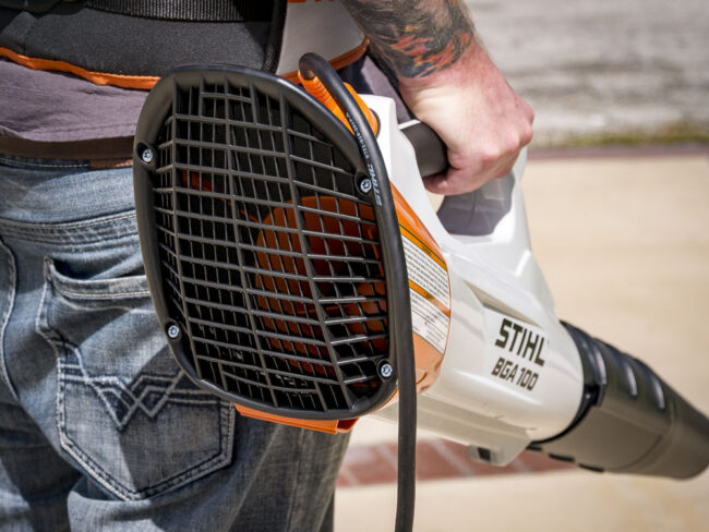 STIHL Air Intake - MPH vs CFM