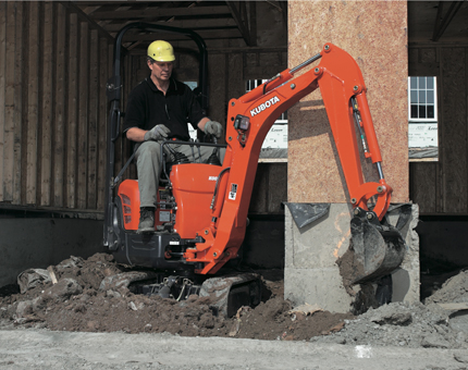 The Kubota K008 3 Compact Excavator Ope Reviews