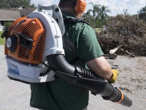 STIHL - Lightest of the Bunch