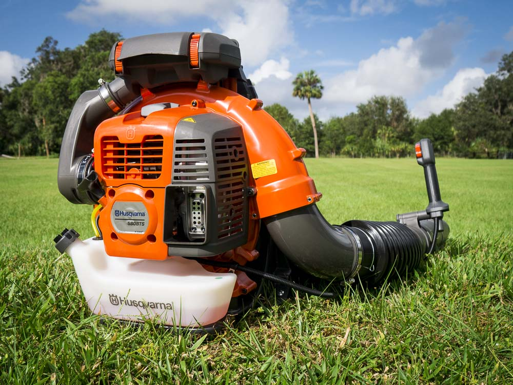 Husqvarna 580bts Backpack Blower Review Ope Reviews