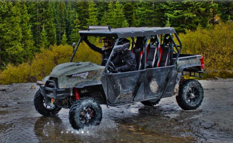 Odes Industries Dominator X4 Utv Feature