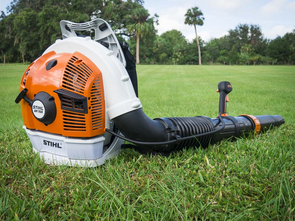 Stihl Backpack Blowers : Stihl br backpack blower review ope reviews