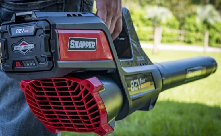 Snapper XD 82V Max Cordless Leaf Blower Review OPE Reviews