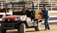 Here and Now: Kubota RTV-X1120 Series