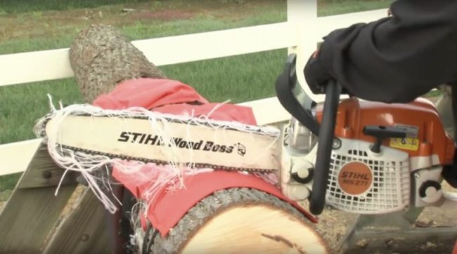 STIHL Chainsaw Protective Chaps