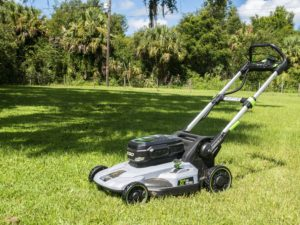 EGO Dual Battery Lawn Mower