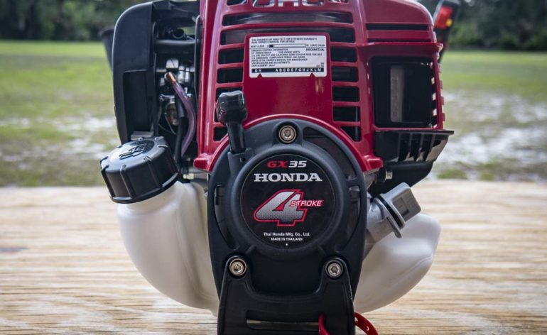 Honda 4 stroke trimmer