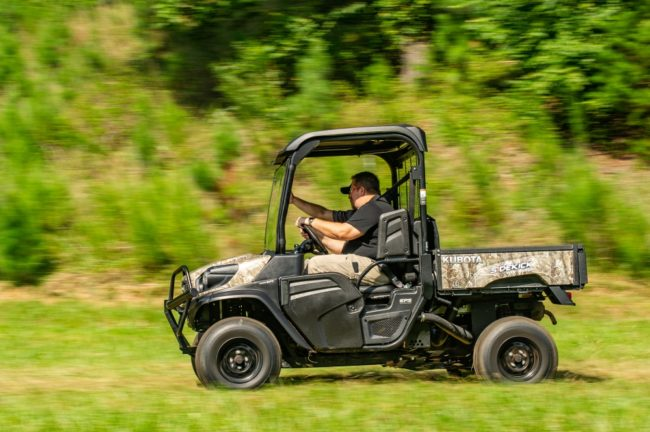 Kubota RTV-XG850 Sidekick First Look - 40 mph 4x4 | OPE Reviews