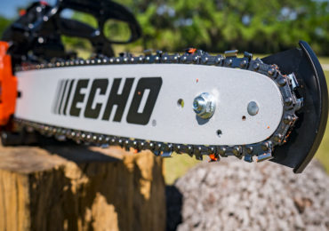 Replacing A Chainsaw Blade