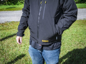 Heated DeWalt Jacket