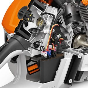 Stihl Fuel Injected MS 500i