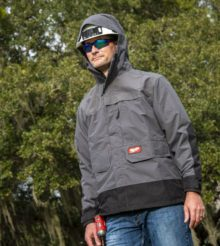 Milwaukee Axis Heated Jacket Layering System