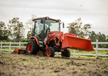 Kubota Crossover LX Series Compact Tractor