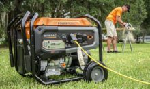Generac GP6500 COsense Portable Generator Review