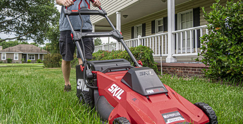 Skil Self-Propelled Mower